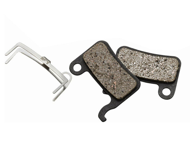 Reverse AirCon Brake Pads for XTR before 2011 2pc black